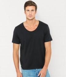Canvas Unisex Wide Neck T-Shirt image