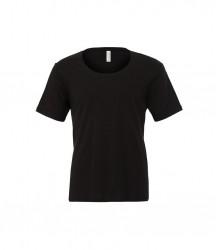Canvas Wide Neck T-Shirt image