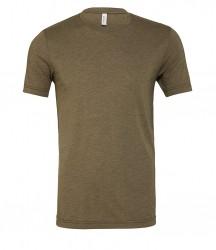 Image 4 of Canvas Unisex Tri-Blend T-Shirt