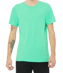 Image 5 of Canvas Unisex Tri-Blend T-Shirt