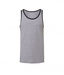 Image 2 of Canvas Unisex Jersey Tank Top