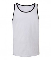 Image 19 of Canvas Unisex Jersey Tank Top