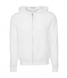 Image 7 of Canvas Unisex Full Zip Hoodie