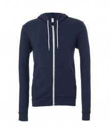 Image 13 of Canvas Unisex Full Zip Hoodie
