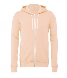 Image 14 of Canvas Unisex Full Zip Hoodie