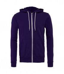 Image 15 of Canvas Unisex Full Zip Hoodie