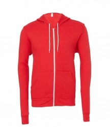 Image 16 of Canvas Unisex Full Zip Hoodie