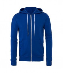 Image 17 of Canvas Unisex Full Zip Hoodie