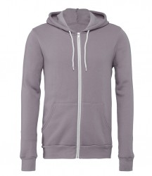 Image 18 of Canvas Unisex Full Zip Hoodie