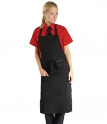 Dennys Bib Apron with Pocket image