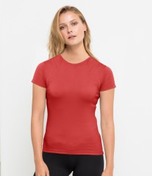 Image 1 of Ecologie Ladies Ambaro Recycled Sports T-Shirt