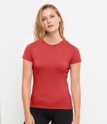 Ecologie Ladies Ambaro Recycled Sports T-Shirt image