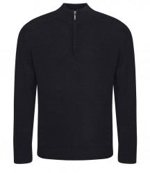 Image 3 of Ecologie Unisex Wakhan Zip Neck Regen Sweater