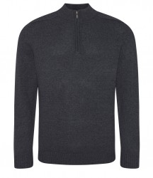 Image 4 of Ecologie Unisex Wakhan Zip Neck Regen Sweater