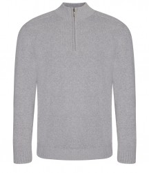 Image 5 of Ecologie Unisex Wakhan Zip Neck Regen Sweater