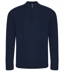 Image 6 of Ecologie Unisex Wakhan Zip Neck Regen Sweater
