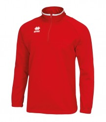 Image 4 of Errea Mansel 3 Zip Neck Training Top