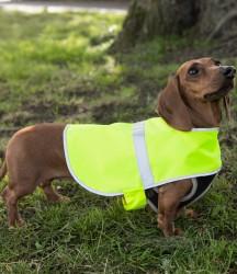 RTY Enhanced Visibility Reflective Dog Vest image