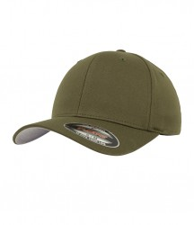 Image 2 of Flexfit Wooly Combed Cap