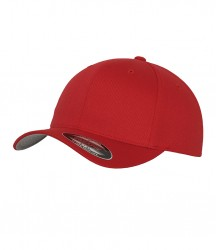 Image 6 of Flexfit Wooly Combed Cap