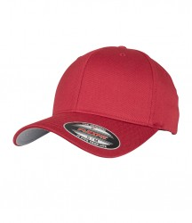 Image 7 of Flexfit Wooly Combed Cap