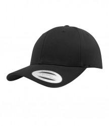 Image 2 of Flexfit Curved Classic Snapback Cap