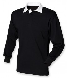 Image 2 of Front Row Classic Rugby Shirt