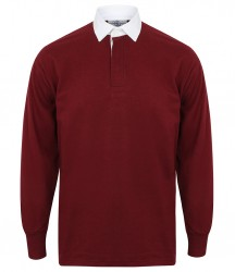 Image 3 of Front Row Classic Rugby Shirt