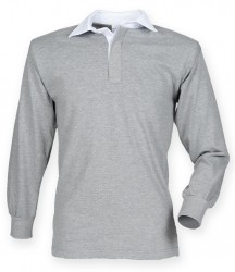 Image 5 of Front Row Classic Rugby Shirt