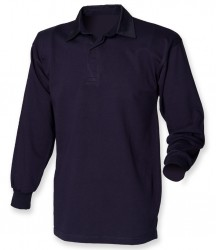 Image 7 of Front Row Classic Rugby Shirt