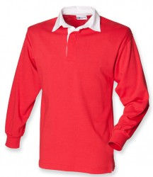 Image 9 of Front Row Classic Rugby Shirt
