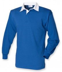 Image 10 of Front Row Classic Rugby Shirt