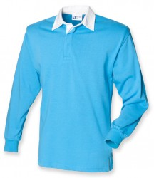 Image 11 of Front Row Classic Rugby Shirt