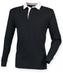 Image 2 of Front Row Premium Superfit Rugby Shirt