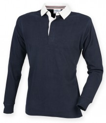 Image 5 of Front Row Premium Superfit Rugby Shirt