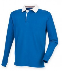 Image 7 of Front Row Premium Superfit Rugby Shirt