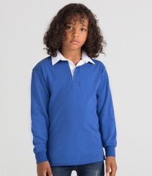 Front Row Kids Classic Rugby Shirt image