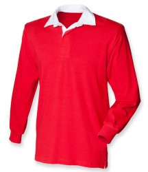Image 4 of Front Row Kids Classic Rugby Shirt
