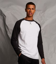 Front Row Long Sleeve Baseball T-Shirt image