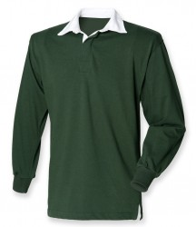 Image 3 of Front Row Original Rugby Shirt