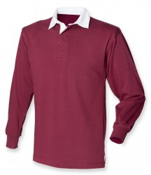 Image 4 of Front Row Original Rugby Shirt