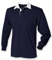 Image 5 of Front Row Original Rugby Shirt