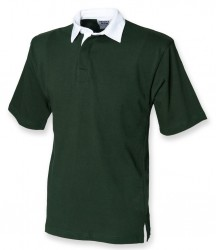 Image 4 of Front Row Short Sleeve Rugby Shirt