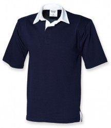 Image 2 of Front Row Short Sleeve Rugby Shirt