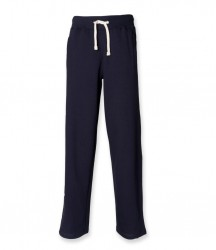 Image 4 of Front Row Open Hem Track Pants
