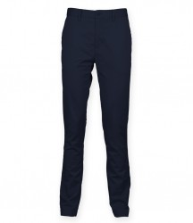 Image 6 of Front Row Stretch Chino Trousers