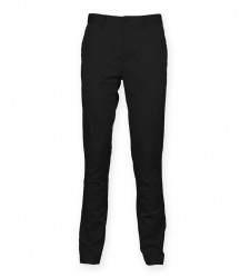 Front Row Ladies Stretch Chino Trousers image