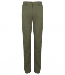 Image 3 of Front Row Ladies Stretch Chino Trousers