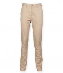 Image 5 of Front Row Ladies Stretch Chino Trousers