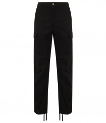 Image 3 of Front Row Stretch Cargo Trousers